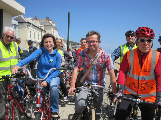 When Cycle Shepway was launched, it felt like an uphill struggle to get our voices heard.